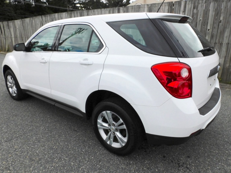 Used 2013 Chevrolet Equinox FWD LS Used 2013 Chevrolet Equinox FWD LS for sale  at Metro West Motorcars LLC in Shrewsbury MA 3