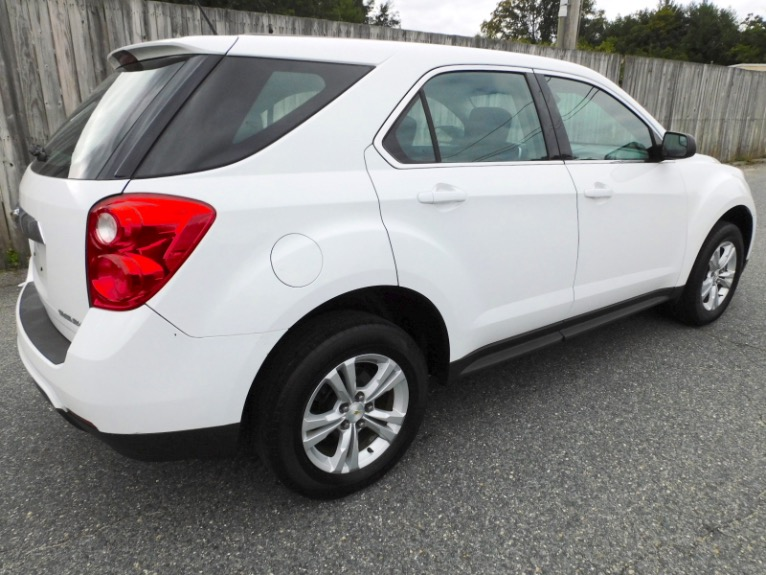 Used 2013 Chevrolet Equinox FWD LS Used 2013 Chevrolet Equinox FWD LS for sale  at Metro West Motorcars LLC in Shrewsbury MA 5
