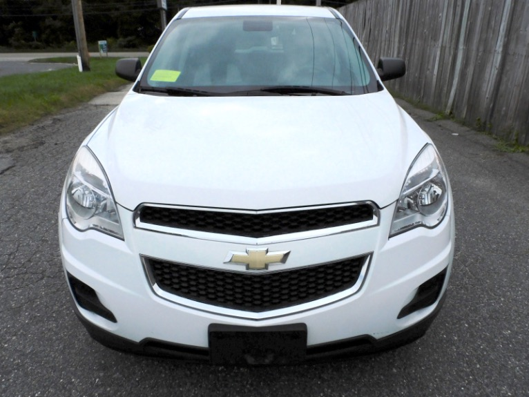 Used 2013 Chevrolet Equinox FWD LS Used 2013 Chevrolet Equinox FWD LS for sale  at Metro West Motorcars LLC in Shrewsbury MA 8