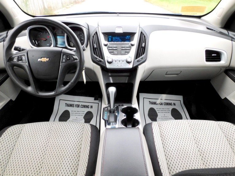 Used 2013 Chevrolet Equinox FWD LS Used 2013 Chevrolet Equinox FWD LS for sale  at Metro West Motorcars LLC in Shrewsbury MA 9