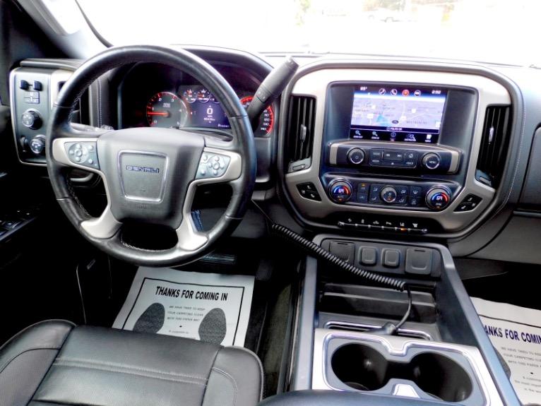 Used 2016 GMC Sierra 2500hd 4WD Crew Cab 153.7' Denali Used 2016 GMC Sierra 2500hd 4WD Crew Cab 153.7' Denali for sale  at Metro West Motorcars LLC in Shrewsbury MA 12