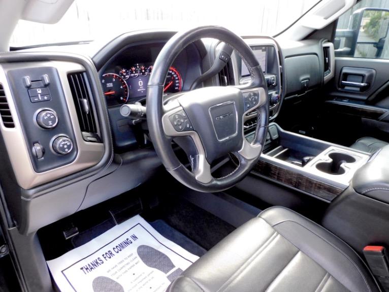 Used 2016 GMC Sierra 2500hd 4WD Crew Cab 153.7' Denali Used 2016 GMC Sierra 2500hd 4WD Crew Cab 153.7' Denali for sale  at Metro West Motorcars LLC in Shrewsbury MA 14