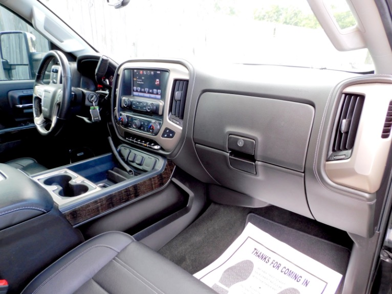 Used 2016 GMC Sierra 2500hd 4WD Crew Cab 153.7' Denali Used 2016 GMC Sierra 2500hd 4WD Crew Cab 153.7' Denali for sale  at Metro West Motorcars LLC in Shrewsbury MA 21