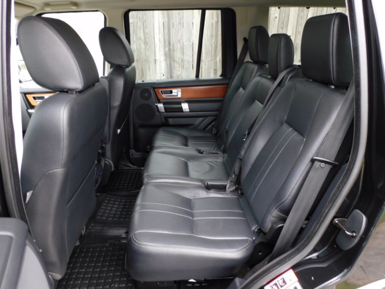 Used 2016 Land Rover Lr4 HSE Silver Edition Used 2016 Land Rover Lr4 HSE Silver Edition for sale  at Metro West Motorcars LLC in Shrewsbury MA 15