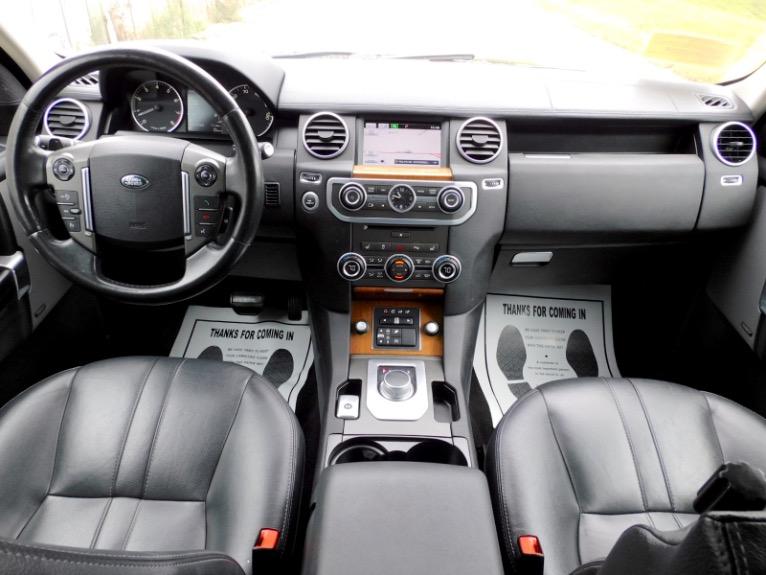 Used 2016 Land Rover Lr4 HSE Silver Edition Used 2016 Land Rover Lr4 HSE Silver Edition for sale  at Metro West Motorcars LLC in Shrewsbury MA 9