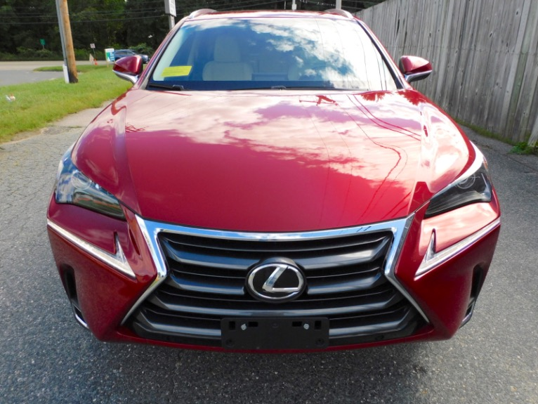 Used 2015 Lexus Nx 200t FWD Used 2015 Lexus Nx 200t FWD for sale  at Metro West Motorcars LLC in Shrewsbury MA 8