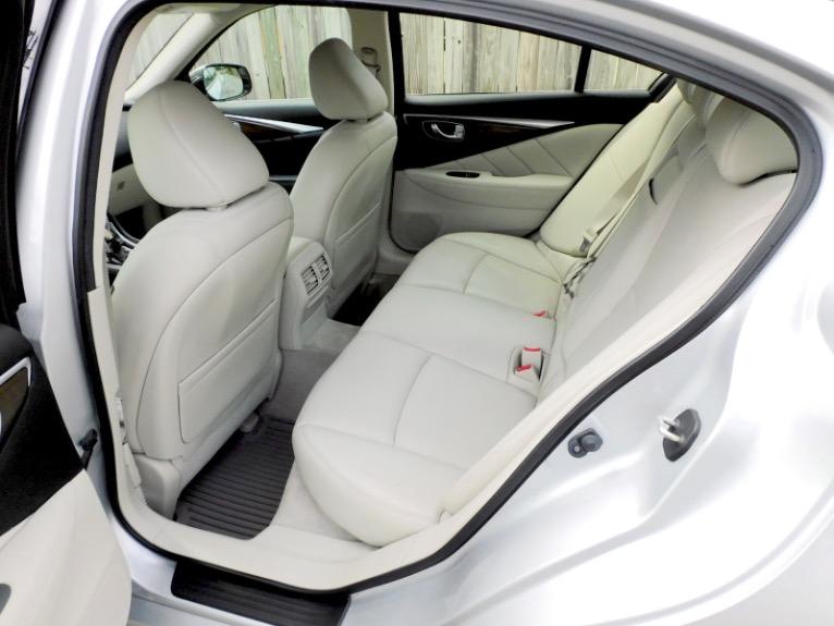 Used 2015 Infiniti Q50 Premium AWD Used 2015 Infiniti Q50 Premium AWD for sale  at Metro West Motorcars LLC in Shrewsbury MA 15