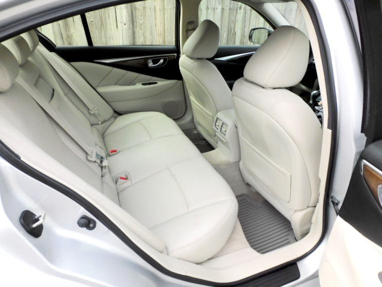 Used 2015 Infiniti Q50 Premium AWD Used 2015 Infiniti Q50 Premium AWD for sale  at Metro West Motorcars LLC in Shrewsbury MA 18