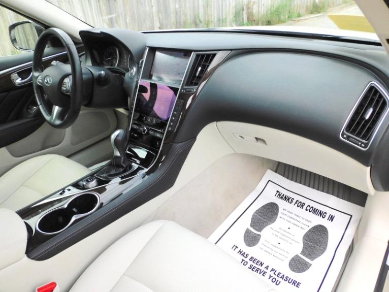 Used 2015 Infiniti Q50 Premium AWD Used 2015 Infiniti Q50 Premium AWD for sale  at Metro West Motorcars LLC in Shrewsbury MA 20