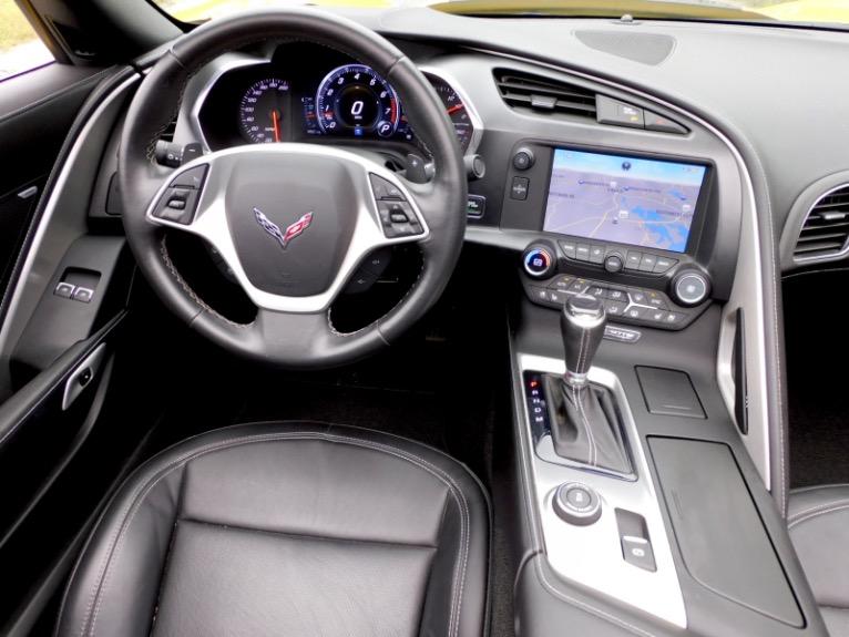Used 2015 Chevrolet Corvette Stingray Z51 Cpe w/2LT Used 2015 Chevrolet Corvette Stingray Z51 Cpe w/2LT for sale  at Metro West Motorcars LLC in Shrewsbury MA 13