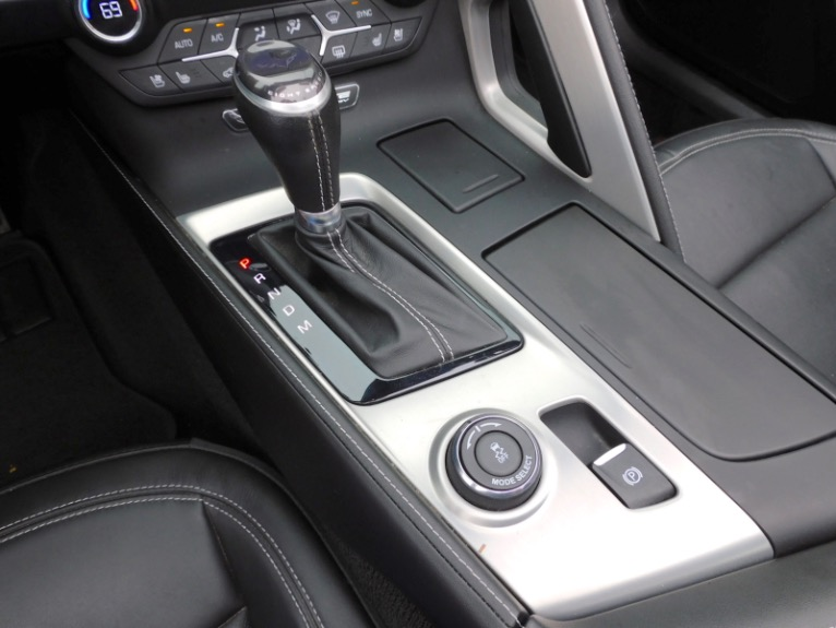 Used 2015 Chevrolet Corvette Stingray Z51 Cpe w/2LT Used 2015 Chevrolet Corvette Stingray Z51 Cpe w/2LT for sale  at Metro West Motorcars LLC in Shrewsbury MA 15