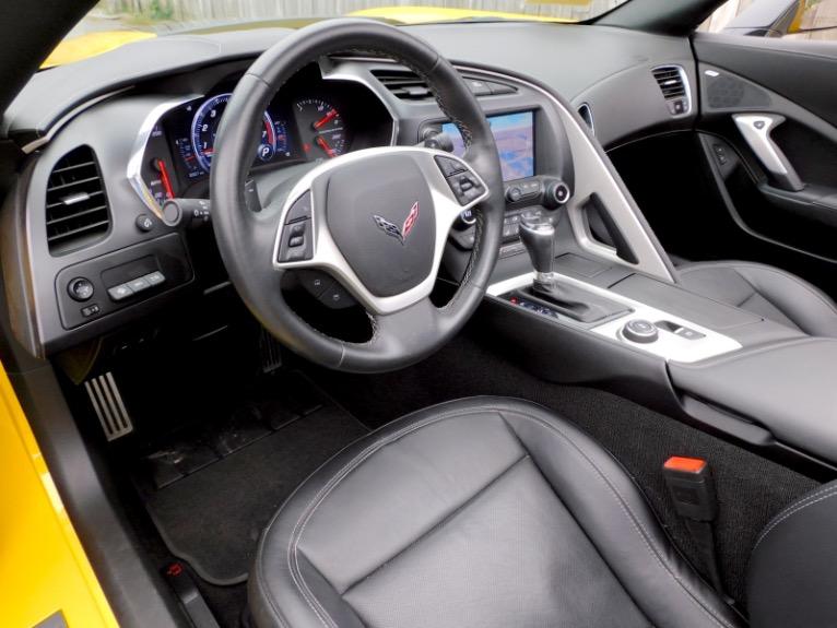 Used 2015 Chevrolet Corvette Stingray Z51 Cpe w/2LT Used 2015 Chevrolet Corvette Stingray Z51 Cpe w/2LT for sale  at Metro West Motorcars LLC in Shrewsbury MA 16