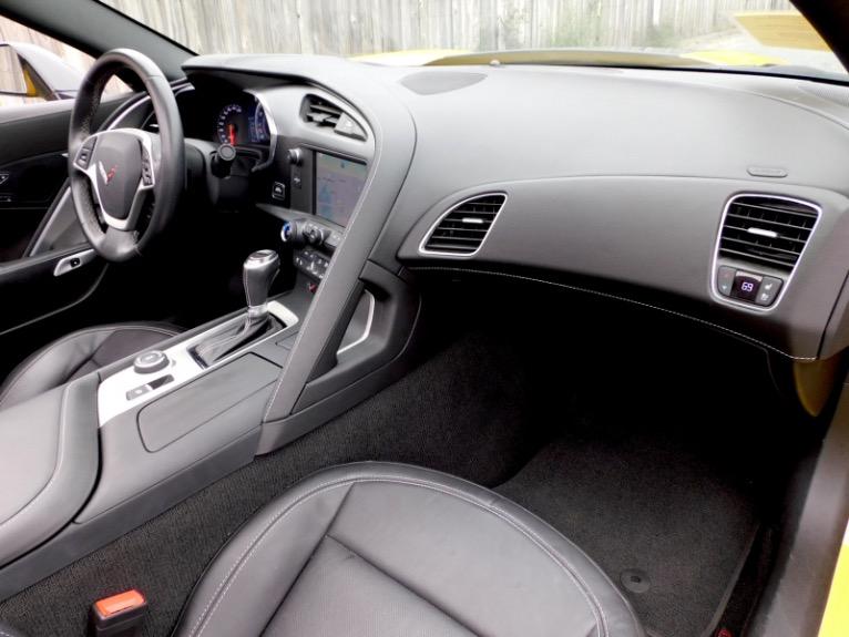 Used 2015 Chevrolet Corvette Stingray Z51 Cpe w/2LT Used 2015 Chevrolet Corvette Stingray Z51 Cpe w/2LT for sale  at Metro West Motorcars LLC in Shrewsbury MA 19