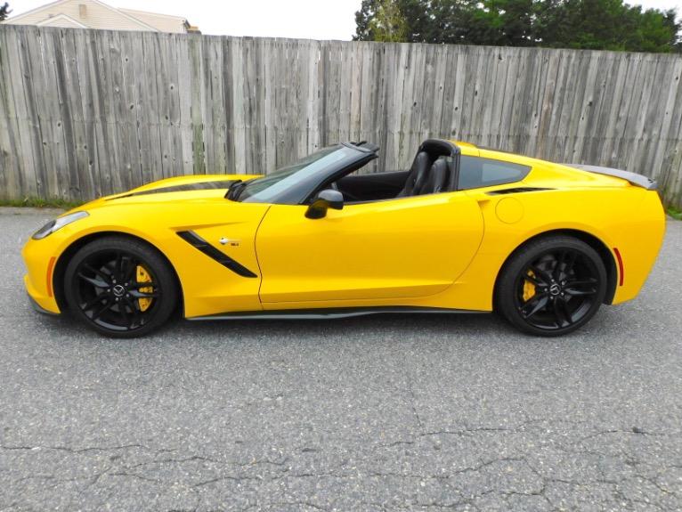 Used 2015 Chevrolet Corvette Stingray Z51 Cpe w/2LT Used 2015 Chevrolet Corvette Stingray Z51 Cpe w/2LT for sale  at Metro West Motorcars LLC in Shrewsbury MA 3