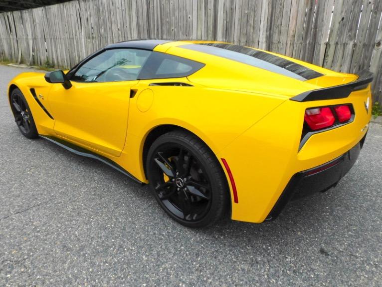 Used 2015 Chevrolet Corvette Stingray Z51 Cpe w/2LT Used 2015 Chevrolet Corvette Stingray Z51 Cpe w/2LT for sale  at Metro West Motorcars LLC in Shrewsbury MA 5