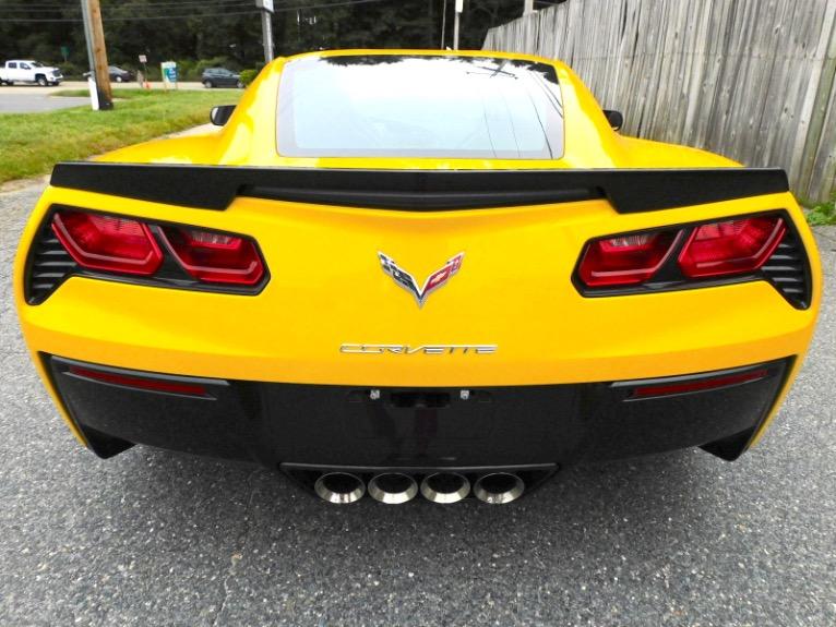 Used 2015 Chevrolet Corvette Stingray Z51 Cpe w/2LT Used 2015 Chevrolet Corvette Stingray Z51 Cpe w/2LT for sale  at Metro West Motorcars LLC in Shrewsbury MA 6
