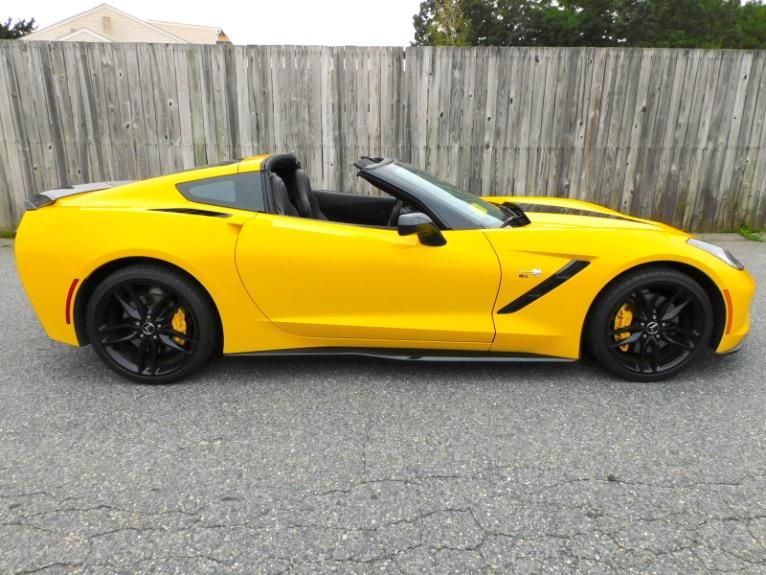 Used 2015 Chevrolet Corvette Stingray Z51 Cpe w/2LT Used 2015 Chevrolet Corvette Stingray Z51 Cpe w/2LT for sale  at Metro West Motorcars LLC in Shrewsbury MA 9