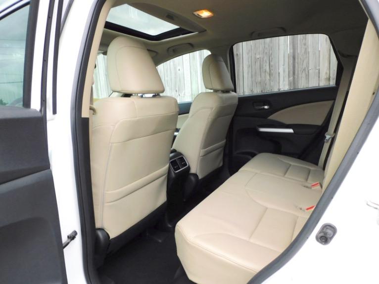 Used 2015 Honda Cr-v EX-L AWD Used 2015 Honda Cr-v EX-L AWD for sale  at Metro West Motorcars LLC in Shrewsbury MA 15