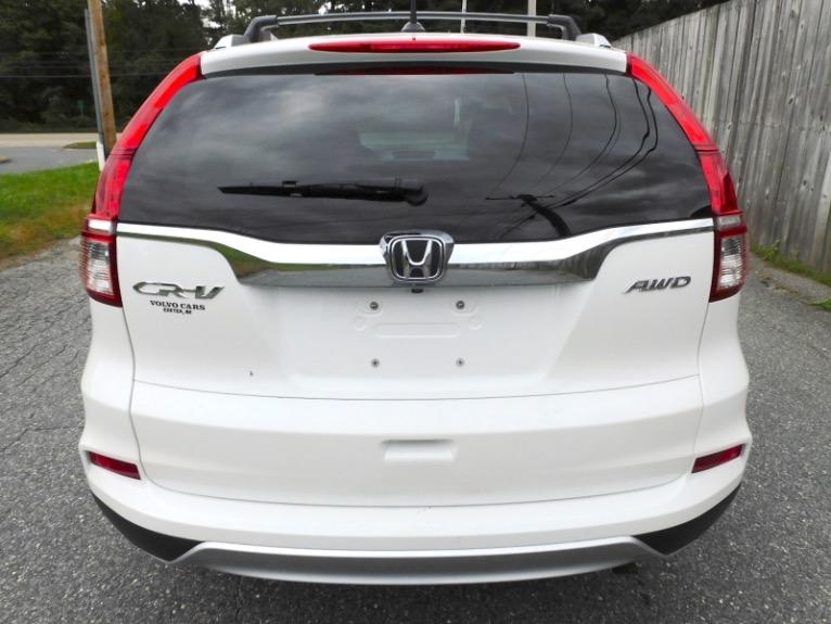 Used 2015 Honda Cr-v EX-L AWD Used 2015 Honda Cr-v EX-L AWD for sale  at Metro West Motorcars LLC in Shrewsbury MA 4