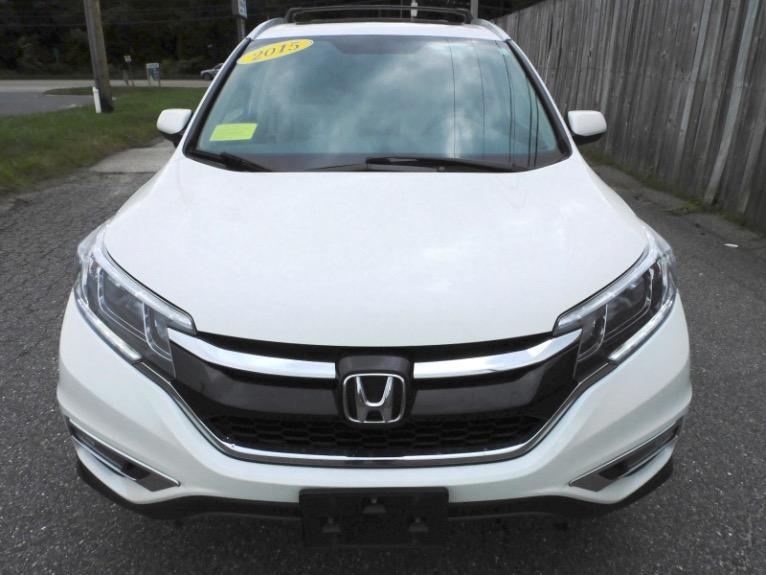 Used 2015 Honda Cr-v EX-L AWD Used 2015 Honda Cr-v EX-L AWD for sale  at Metro West Motorcars LLC in Shrewsbury MA 8