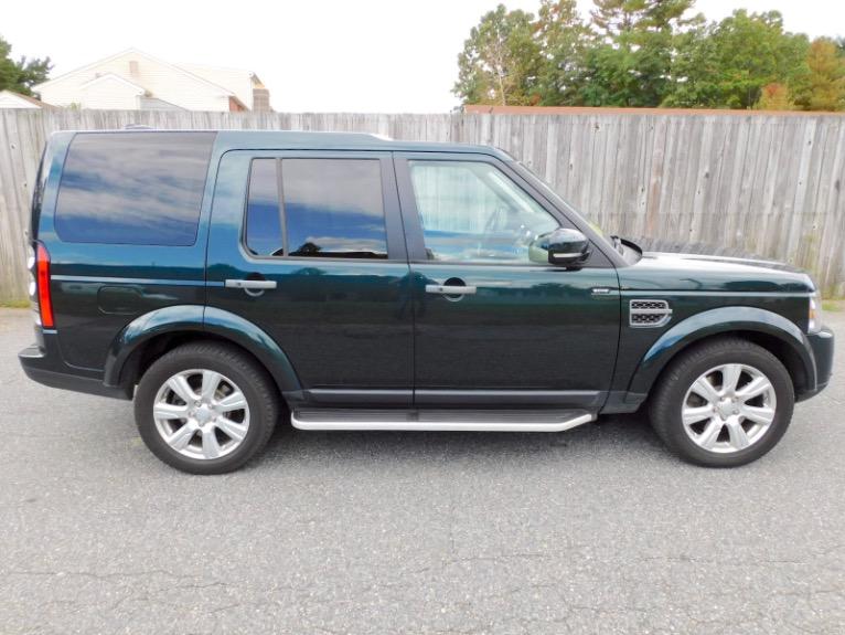 Used 2016 Land Rover Lr4 HSE *Ltd Avail* Used 2016 Land Rover Lr4 HSE *Ltd Avail* for sale  at Metro West Motorcars LLC in Shrewsbury MA 6