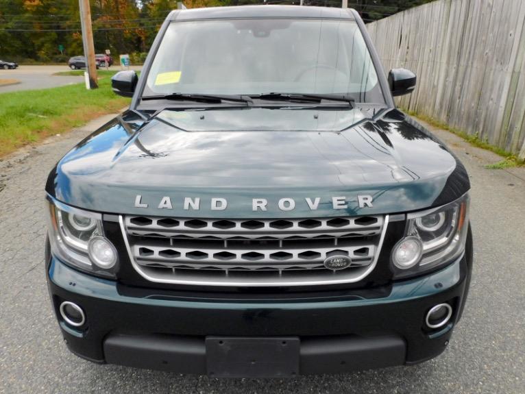 Used 2016 Land Rover Lr4 HSE *Ltd Avail* Used 2016 Land Rover Lr4 HSE *Ltd Avail* for sale  at Metro West Motorcars LLC in Shrewsbury MA 8