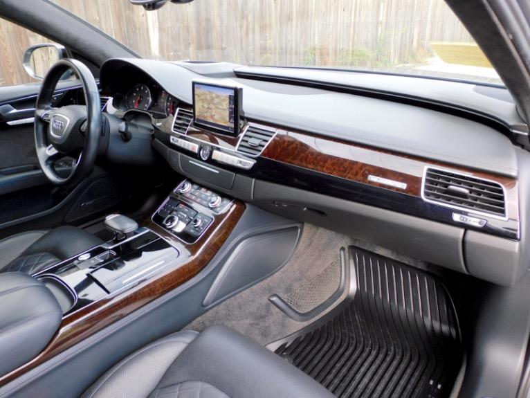 Used 2017 Audi A8 l 4.0 TFSI Quattro Sport Used 2017 Audi A8 l 4.0 TFSI Quattro Sport for sale  at Metro West Motorcars LLC in Shrewsbury MA 20
