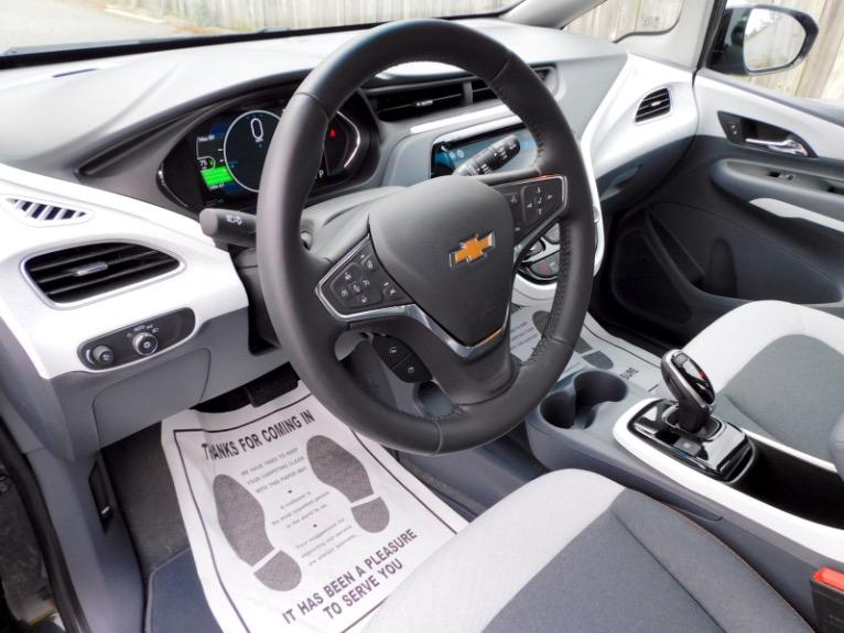 Used 2021 Chevrolet Bolt Ev LT Used 2021 Chevrolet Bolt Ev LT for sale  at Metro West Motorcars LLC in Shrewsbury MA 13