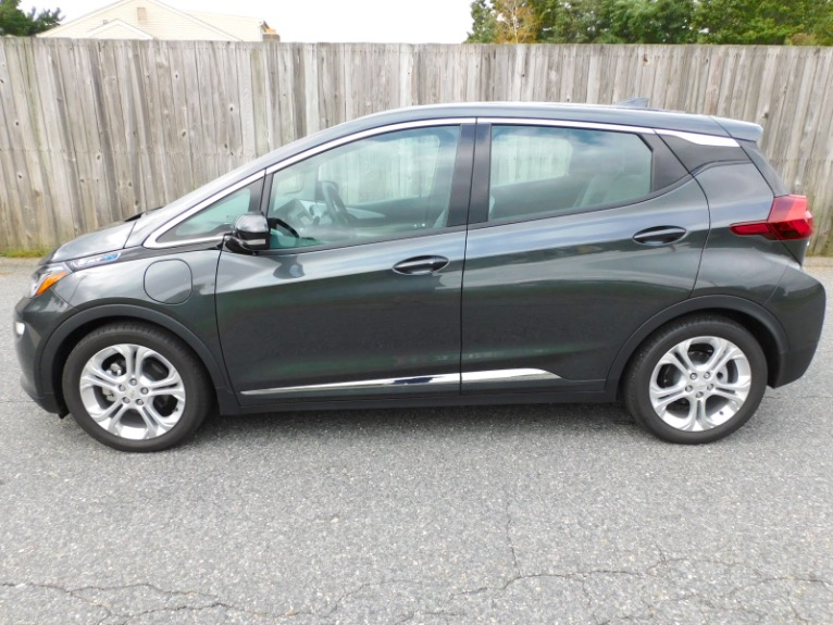 Used 2021 Chevrolet Bolt Ev LT Used 2021 Chevrolet Bolt Ev LT for sale  at Metro West Motorcars LLC in Shrewsbury MA 2