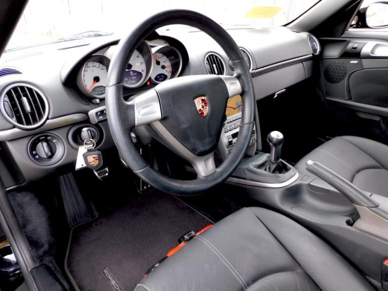 Used 2008 Porsche Cayman S Used 2008 Porsche Cayman S for sale  at Metro West Motorcars LLC in Shrewsbury MA 13