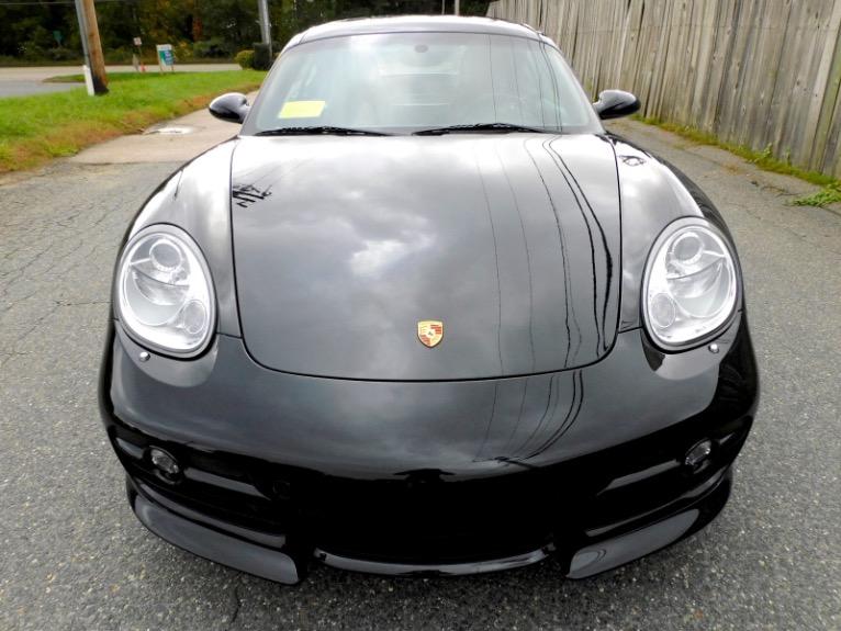 Used 2008 Porsche Cayman S Used 2008 Porsche Cayman S for sale  at Metro West Motorcars LLC in Shrewsbury MA 8