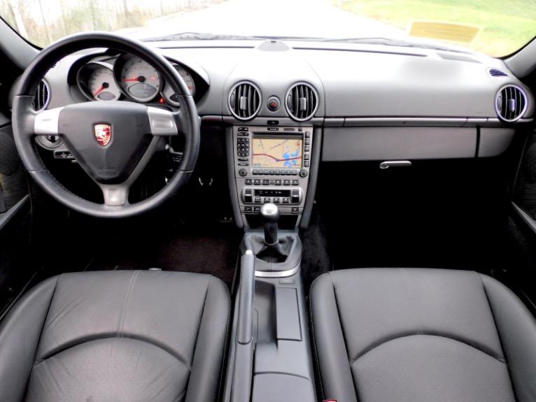 Used 2008 Porsche Cayman S Used 2008 Porsche Cayman S for sale  at Metro West Motorcars LLC in Shrewsbury MA 9