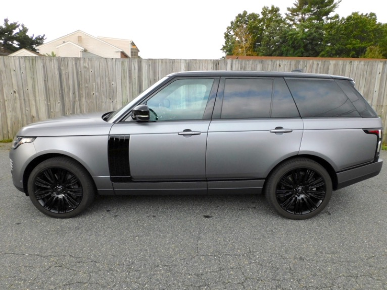 Used 2021 Land Rover Range Rover P525 Westminster SWB Used 2021 Land Rover Range Rover P525 Westminster SWB for sale  at Metro West Motorcars LLC in Shrewsbury MA 2