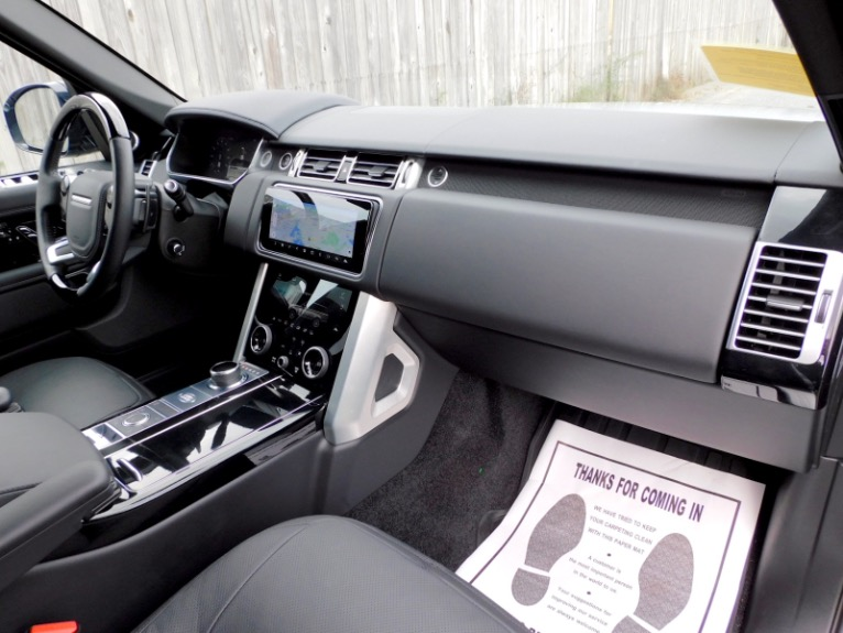 Used 2021 Land Rover Range Rover P525 Westminster SWB Used 2021 Land Rover Range Rover P525 Westminster SWB for sale  at Metro West Motorcars LLC in Shrewsbury MA 20