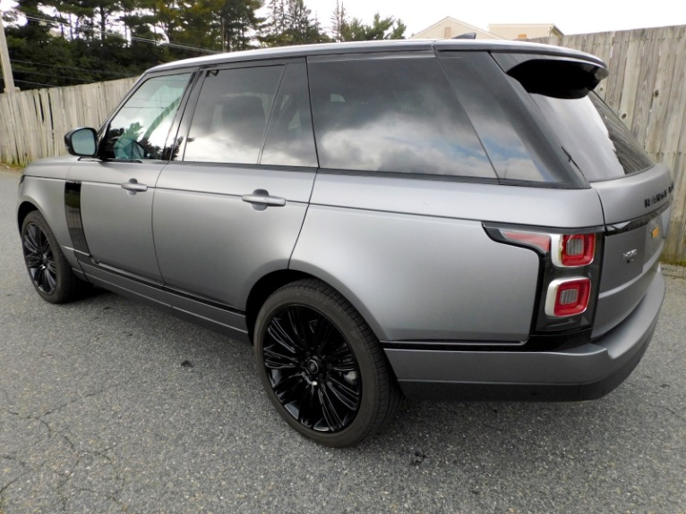 Used 2021 Land Rover Range Rover P525 Westminster SWB Used 2021 Land Rover Range Rover P525 Westminster SWB for sale  at Metro West Motorcars LLC in Shrewsbury MA 3