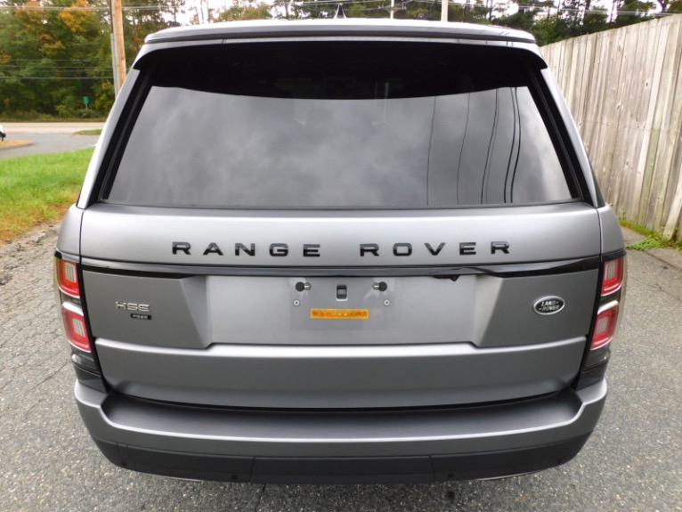 Used 2021 Land Rover Range Rover P525 Westminster SWB Used 2021 Land Rover Range Rover P525 Westminster SWB for sale  at Metro West Motorcars LLC in Shrewsbury MA 4