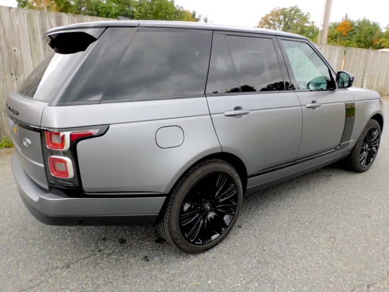 Used 2021 Land Rover Range Rover P525 Westminster SWB Used 2021 Land Rover Range Rover P525 Westminster SWB for sale  at Metro West Motorcars LLC in Shrewsbury MA 5