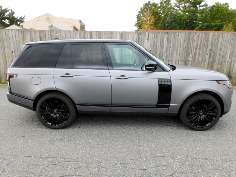 Used 2021 Land Rover Range Rover P525 Westminster SWB Used 2021 Land Rover Range Rover P525 Westminster SWB for sale  at Metro West Motorcars LLC in Shrewsbury MA 6