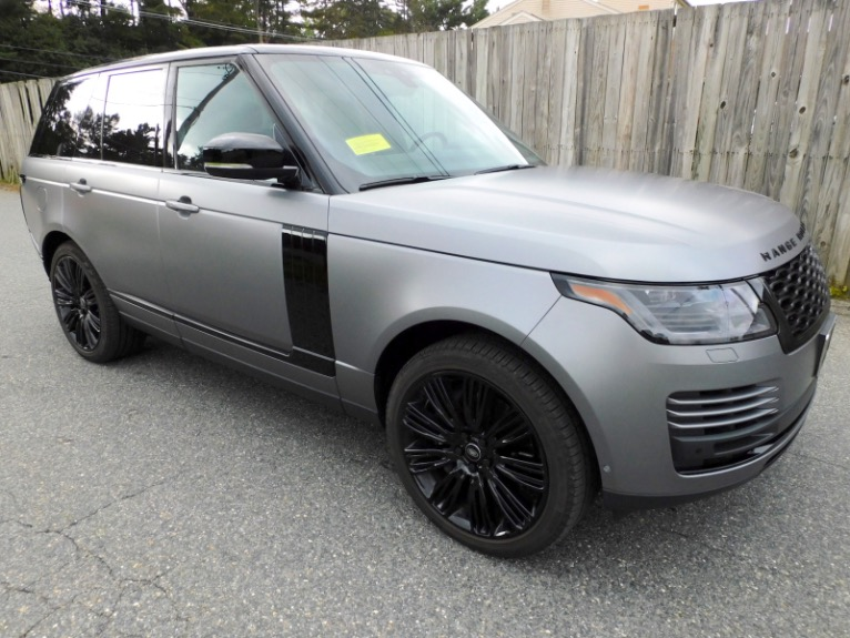 Used 2021 Land Rover Range Rover P525 Westminster SWB Used 2021 Land Rover Range Rover P525 Westminster SWB for sale  at Metro West Motorcars LLC in Shrewsbury MA 7