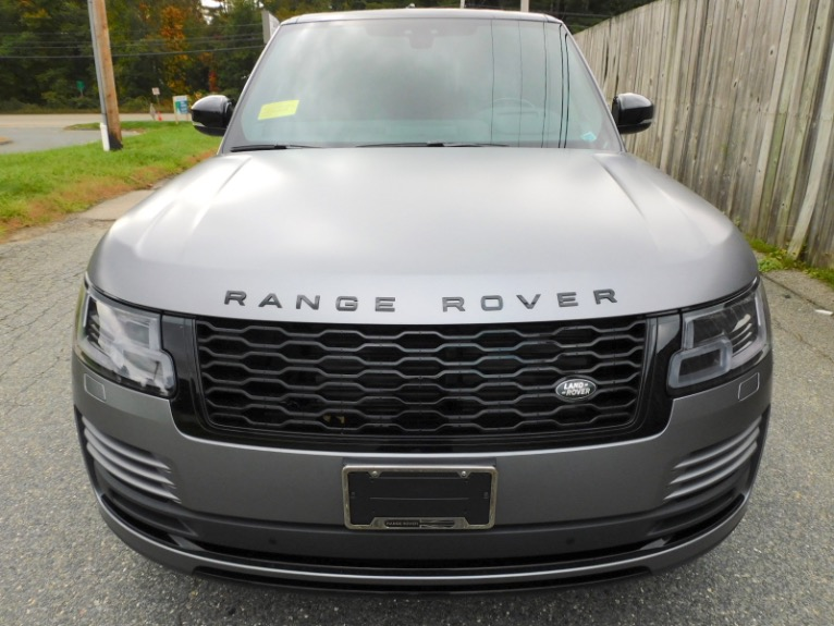 Used 2021 Land Rover Range Rover P525 Westminster SWB Used 2021 Land Rover Range Rover P525 Westminster SWB for sale  at Metro West Motorcars LLC in Shrewsbury MA 8