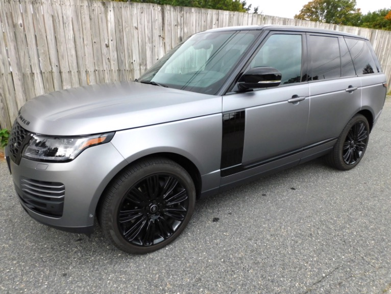 Used 2021 Land Rover Range Rover P525 Westminster SWB Used 2021 Land Rover Range Rover P525 Westminster SWB for sale  at Metro West Motorcars LLC in Shrewsbury MA 1