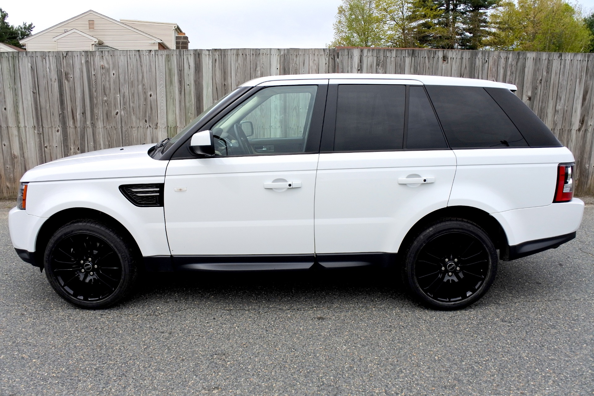 Used 2013 Land Rover Range Rover Sport HSE Used 2013 Land Rover Range Rover Sport HSE for sale  at Metro West Motorcars LLC in Shrewsbury MA 2