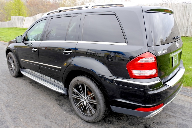 Used 2012 Mercedes-Benz Gl-class GL350 BlueTEC 4MATIC Used 2012 Mercedes-Benz Gl-class GL350 BlueTEC 4MATIC for sale  at Metro West Motorcars LLC in Shrewsbury MA 3