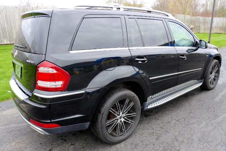 Used 2012 Mercedes-Benz Gl-class GL350 BlueTEC 4MATIC Used 2012 Mercedes-Benz Gl-class GL350 BlueTEC 4MATIC for sale  at Metro West Motorcars LLC in Shrewsbury MA 5