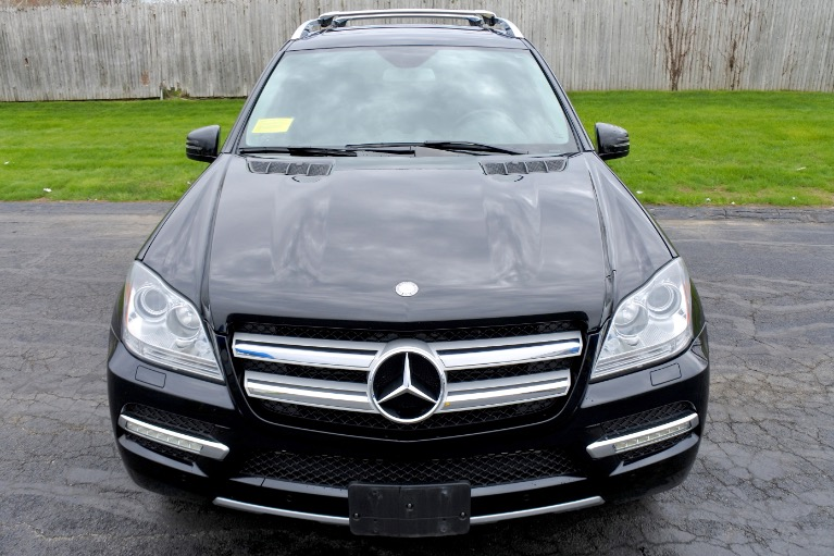 Used 2012 Mercedes-Benz Gl-class GL350 BlueTEC 4MATIC Used 2012 Mercedes-Benz Gl-class GL350 BlueTEC 4MATIC for sale  at Metro West Motorcars LLC in Shrewsbury MA 8