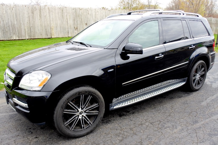 Used Used 2012 Mercedes-Benz Gl-class GL350 BlueTEC 4MATIC for sale $18,880 at Metro West Motorcars LLC in Shrewsbury MA