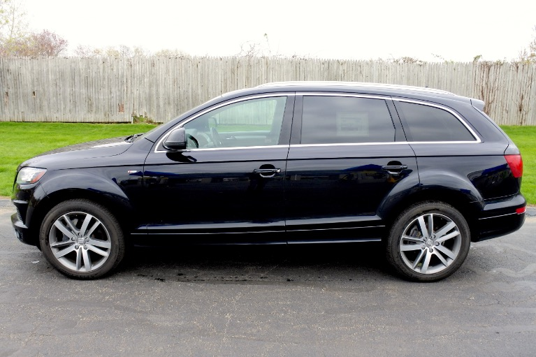 Used 2011 Audi Q7 TDI S Line Prestige Quattro Used 2011 Audi Q7 TDI S Line Prestige Quattro for sale  at Metro West Motorcars LLC in Shrewsbury MA 2