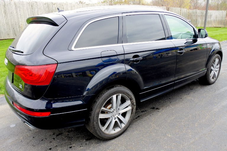 Used 2011 Audi Q7 TDI S Line Prestige Quattro Used 2011 Audi Q7 TDI S Line Prestige Quattro for sale  at Metro West Motorcars LLC in Shrewsbury MA 5