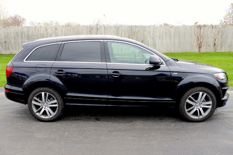Used 2011 Audi Q7 TDI S Line Prestige Quattro Used 2011 Audi Q7 TDI S Line Prestige Quattro for sale  at Metro West Motorcars LLC in Shrewsbury MA 6