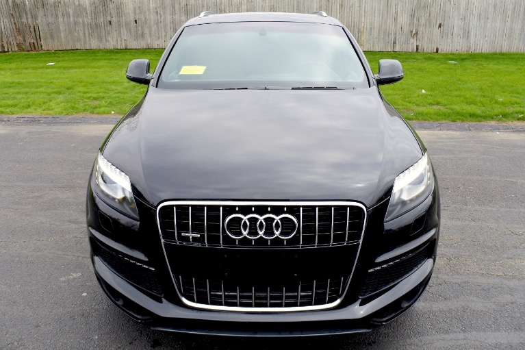 Used 2011 Audi Q7 TDI S Line Prestige Quattro Used 2011 Audi Q7 TDI S Line Prestige Quattro for sale  at Metro West Motorcars LLC in Shrewsbury MA 8
